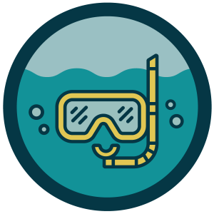 Youth Creek Snorkeling Outdoor Adventure Weekend