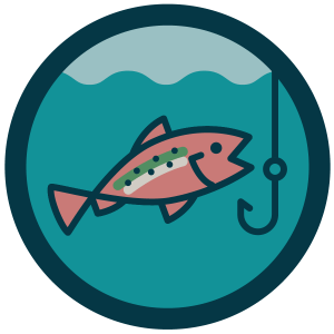 Youth Fishing Outdoor Adventure Weekend