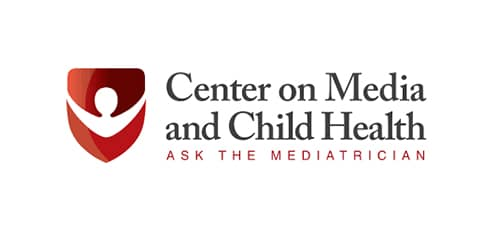 center on media and child health logo