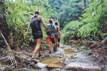 Boys and Girls Leadership Adventure Fall Camp Mid Atlantic