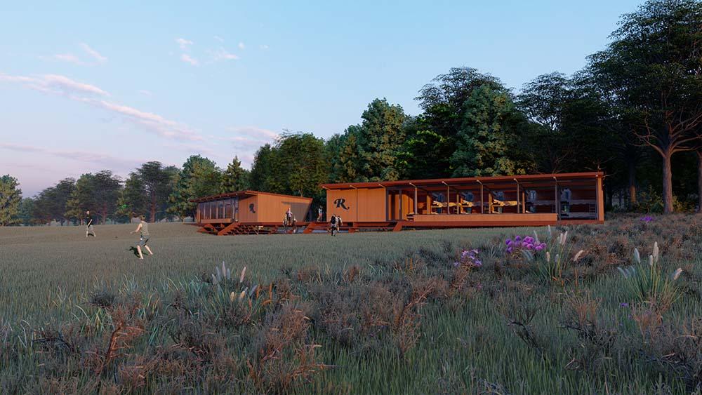 Circadian Rhythm Cabin Hike