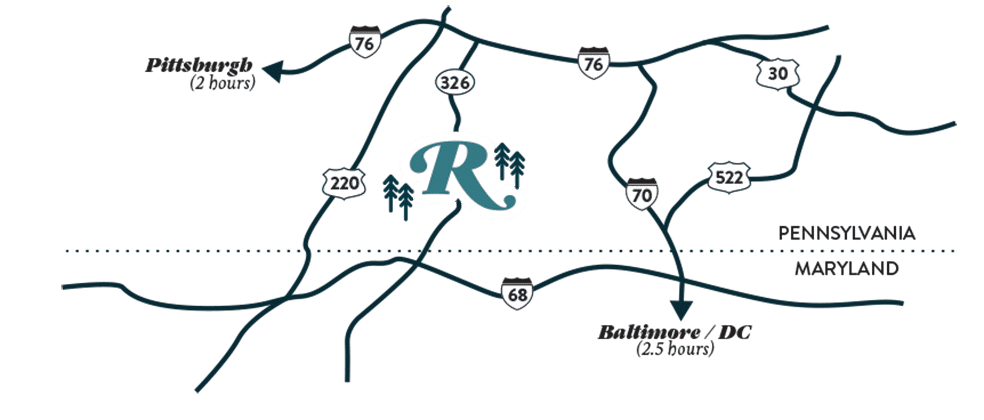 Location & Proximity Map
