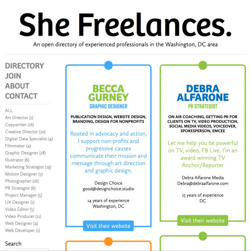 She Freelances