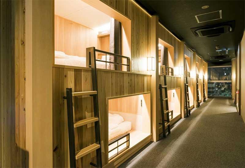 Luxury Pod Cabin Rental Glamping