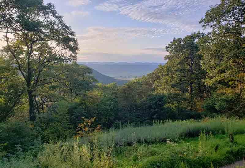 Warrior Ridge Overlook