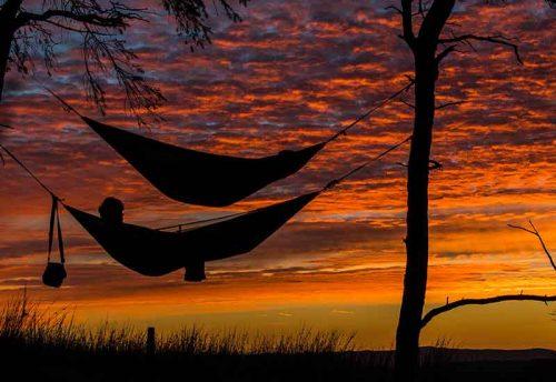hammock hideaway cabin glamping washington dc