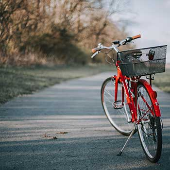 C & O canal trail bike path lodging guides tours overnight pennsylvania