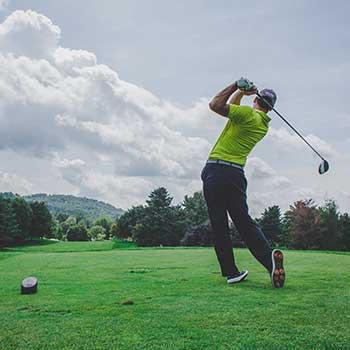 weekend golf trip near washington dc baltimore pittsburgh bedford county pennsylvania