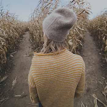 Halloween corn maze haunted house pennsyvlania bedford county