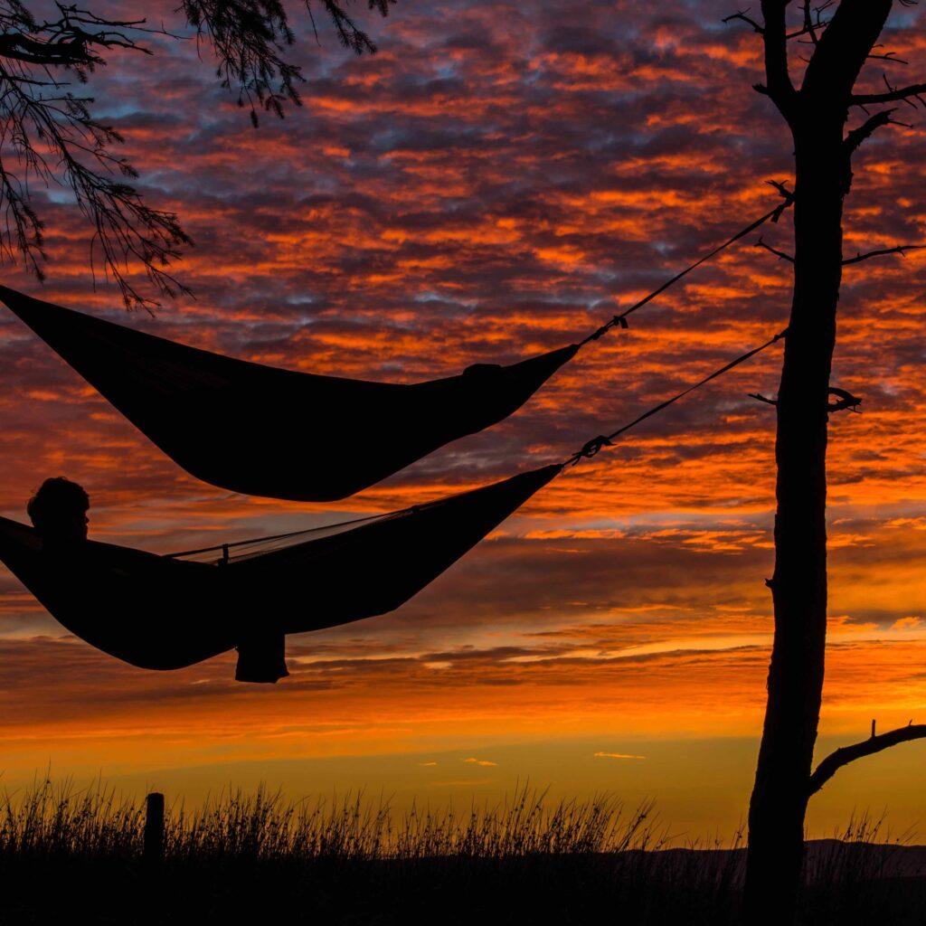 ENO hammock hideaway relax outdoor adventure vacation river mountain retreat near pennsylvania