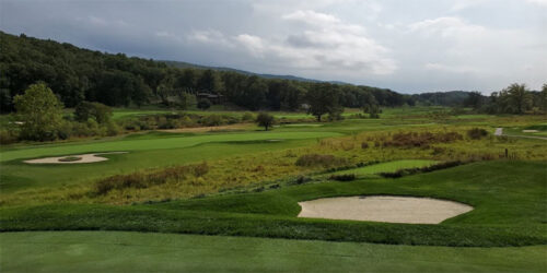 Golf vacation at River Mountain near DC, Baltimore, Pittsburgh and Philadelphia.