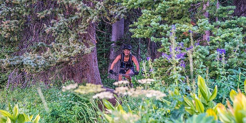 mountain biking river mountain IMBA pennsylvania