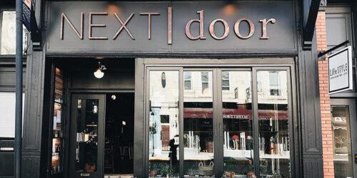 Next Door best restaurants in Bedford PA.