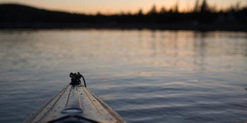 Canoe and kayak Maryland and Pennsylvania Rocky Gap River Mountain